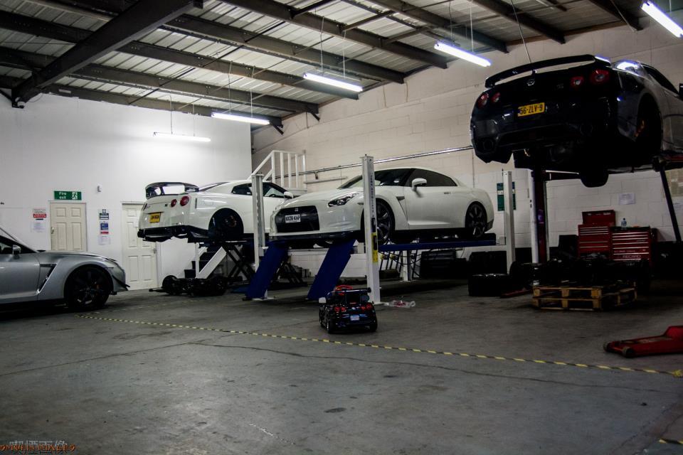 Garage Servicing/Repairs