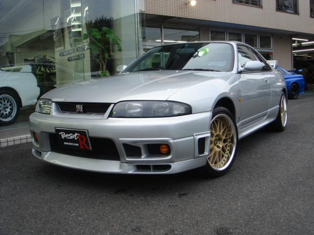 1995 Nissan Skyline R33 Gtr V Spec