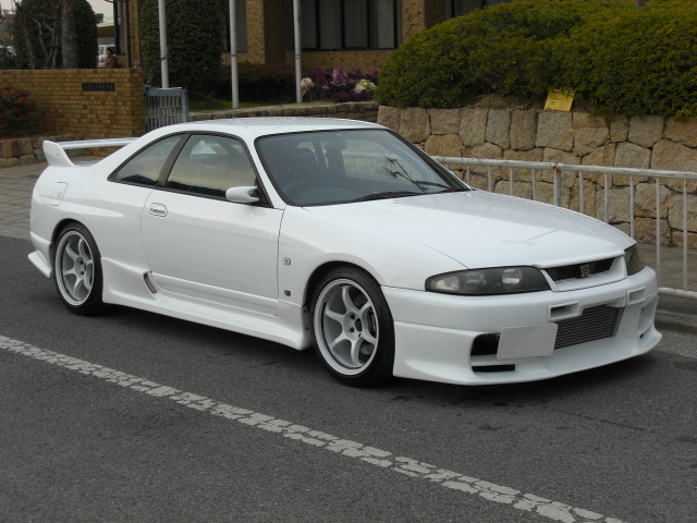 1995 nissan skyline r33 gtr t78 580ps. Black Bedroom Furniture Sets. Home Design Ideas