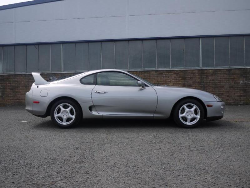 2002 Toyota Supra Sz Auto