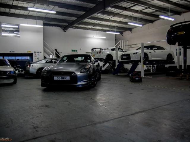 R35 GTR Servicing/Repair