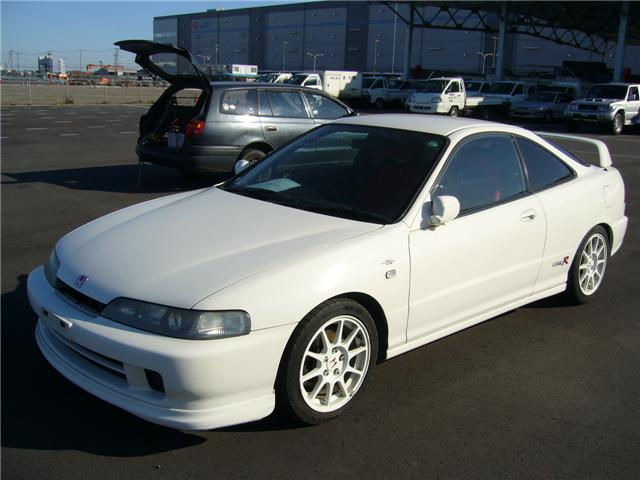 1999 Honda Integra Type R DC2 5 Speed Manual