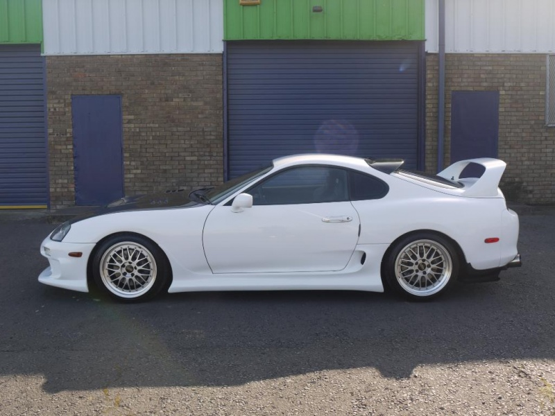 1998 toyota supra rz vvti 400ps 6 speed manual jm imports