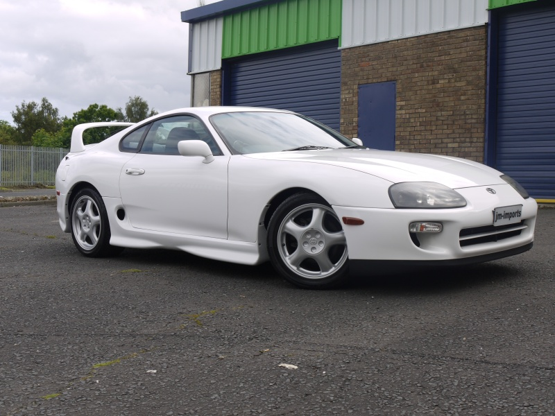 1997 Toyota Supra RZ-S 6 Speed Manual