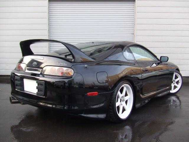 1996 Toyota Supra Rz on home car sales