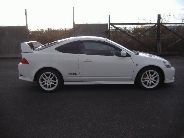 2005 Honda Integra Type R C-Pack 6 Speed