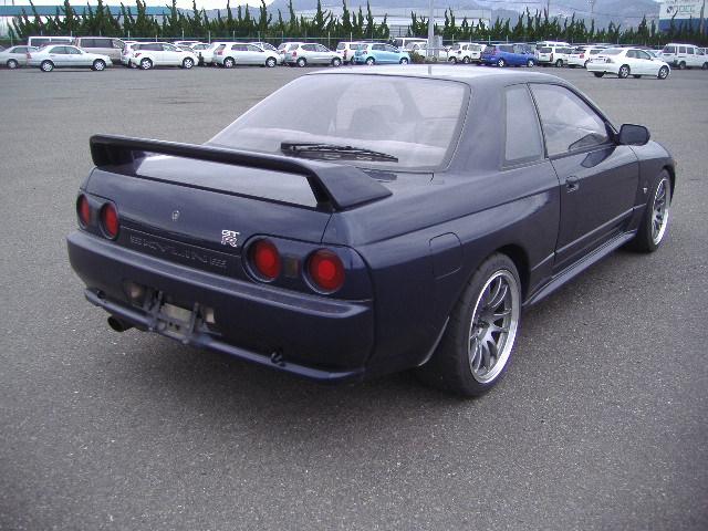 1989 Nissan Skyline R32 Gtr 5 Speed Manual