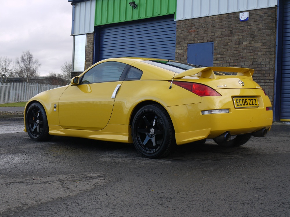 2005 Nissan 350z Gt4 Related Infomationspecifications Weili