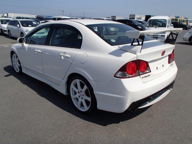 2007 Honda FD2 Civic Type R 6 Speed