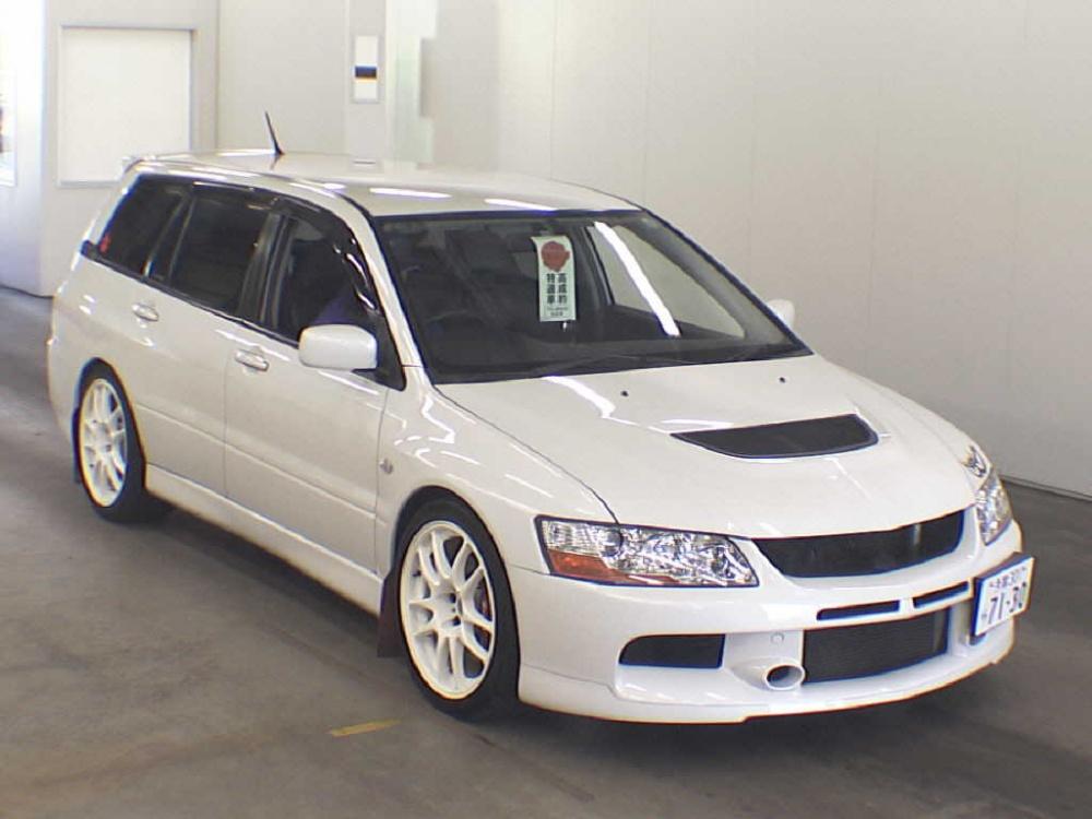 2005 Mitsubishi Evo 9 Wagon 6 Speed