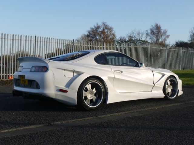 1995 Toyota Supra RZ T78 Single Turbo 600PS