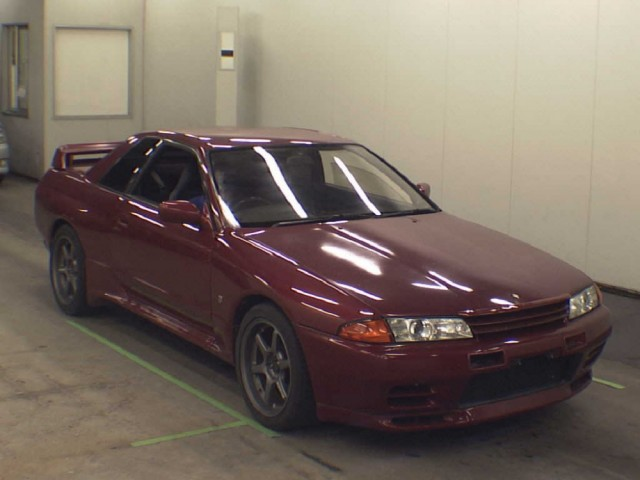 1994 Nissan Skyline R32 GTR 5 Speed Rare Red