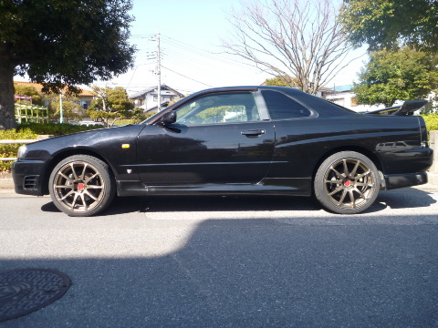 2000 Nissan Skyline R34 GT-T 5 Speed Manual