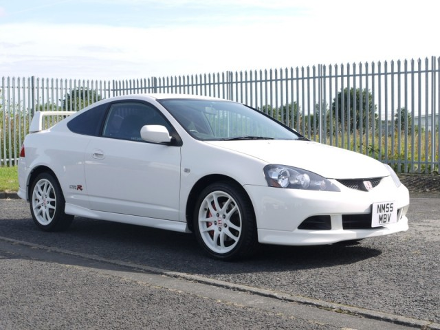 2005 Honda Integra DC5 Type R 6 Speed