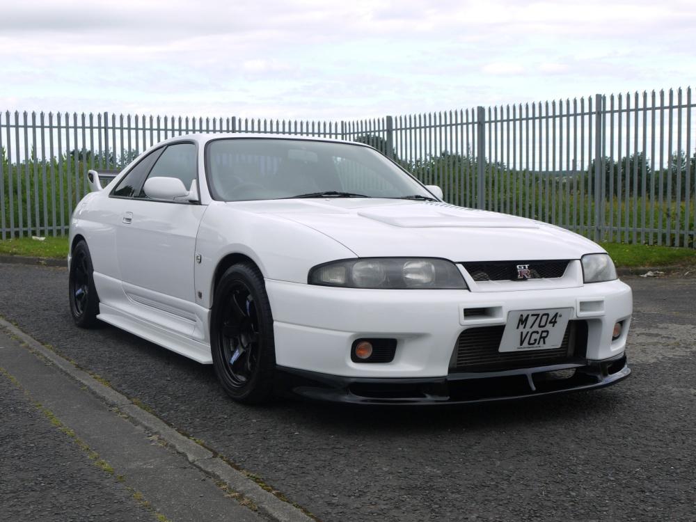 Skyline Auto Sales >> 1995 Nissan R33 GTR V-Spec 650PS HKS Engine HKS Turbos
