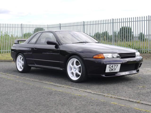 1990 Nissan Skyline R32 GTR 5 Speed Manual MP