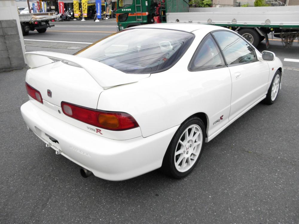 1998 Honda Integra DC2 Type R 5 Speed Manual