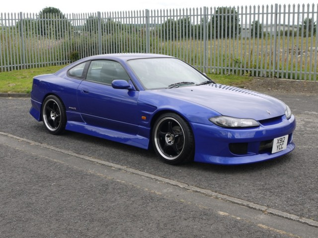 2001 Nissan Silvia S15 Spec R 6 Speed Manual