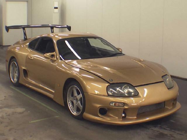 1996 Toyota Supra RZ HKS T04R GT3000 widebody