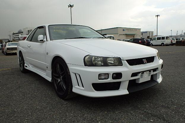2000 Nissan Skyline R34 GT-T 5 Speed Manual