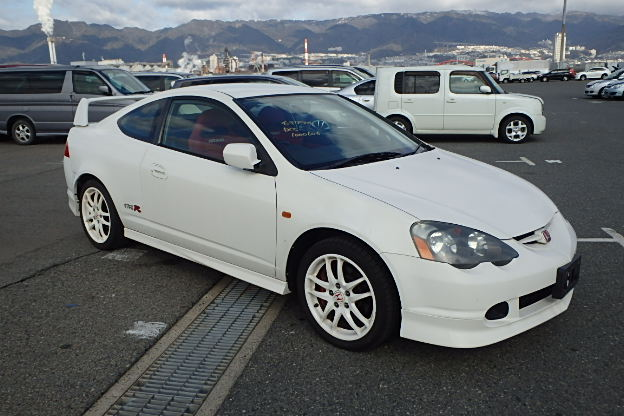 2001 Honda Integra DC5 Type R 6 Speed Manual