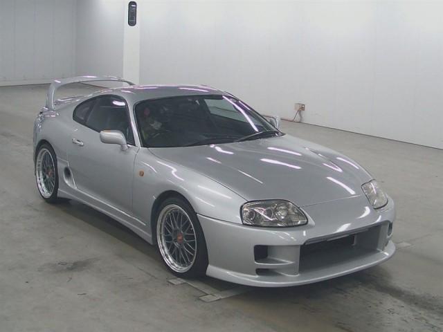 1993 Toyota Supra RZ 6 Speed Manual