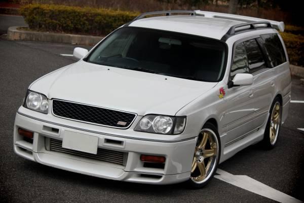 1998 Nissan Stagea Autech 260RS 468PS (Rare Model)