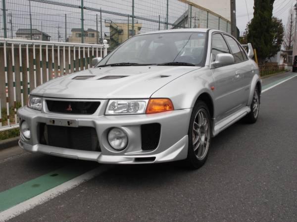 1998 Mitsubishi Lancer EVO