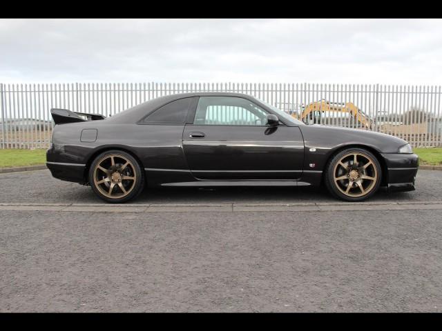 1998 Nissan Skyline R33 GTR Series 3