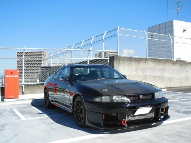 1996 Nissan Skyline R33 GTR KH3 5 Speed Manual