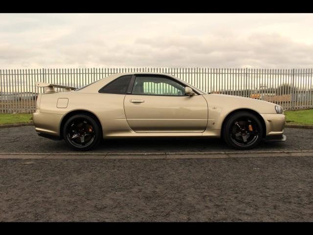 2001 Nissan Skyline R34 GTR M-Spec (1 of 228 Produced)