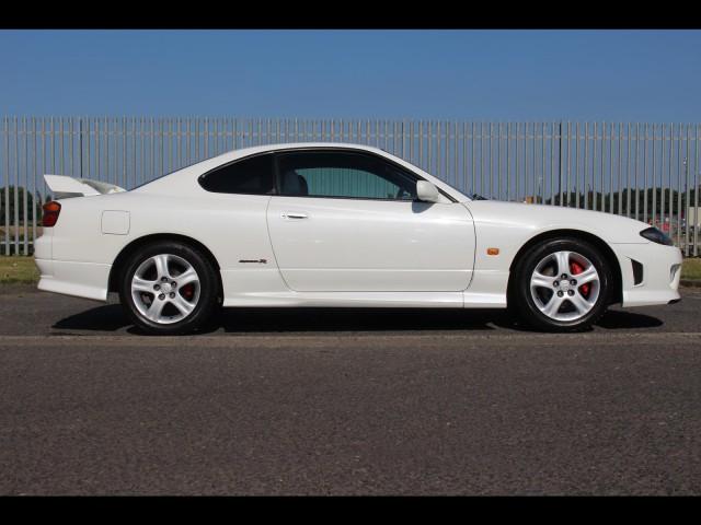 1999 Nissan Silvia Spec R Aero 6 Speed Manual