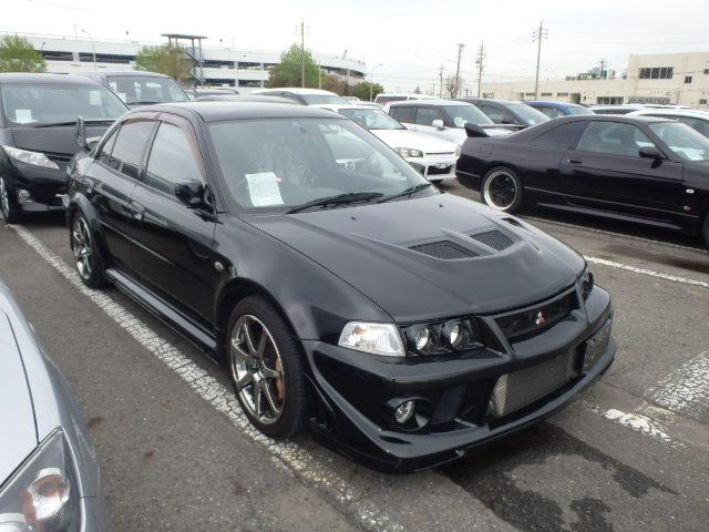 2000 Mitsubishi Lancer Evo Makinen Ltd Edition Rare Black