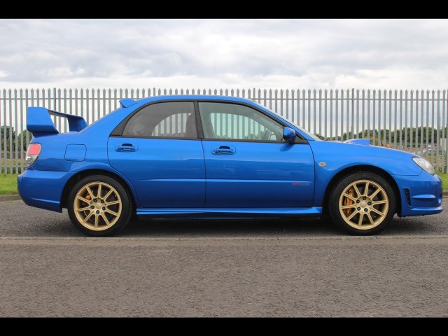 2006 Subaru Impreza GDB STi Widetrack 6 Speed Manual