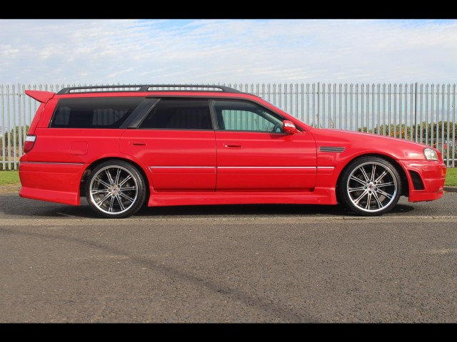1999 Nissan Stagea WGC34 Tiptronic R34 Styling
