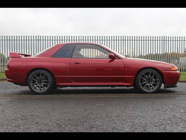 1992 Nissan Skyline R32 GTR 5 Speed Manual 430PS Forged Engine N1 Turbos