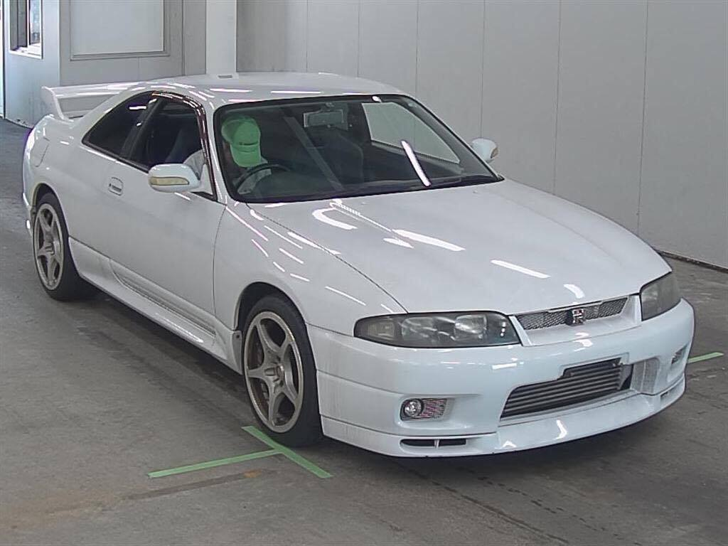 1995 nissan skyline r33 gtr v spec hks gt2530 500ps. Black Bedroom Furniture Sets. Home Design Ideas