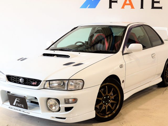 1999 Subaru Impreza Sti V6 5 Speed Manual